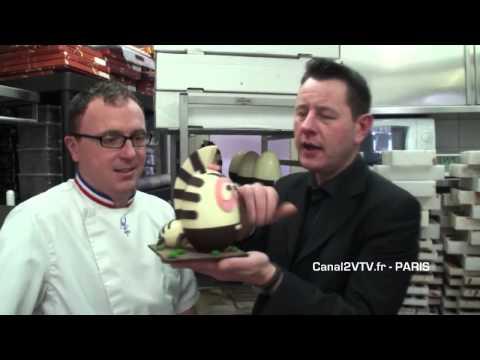 ARCHIVES 2010 : PÂQUES Arnaud LARHER Pâtissier Chocolatier à Paris