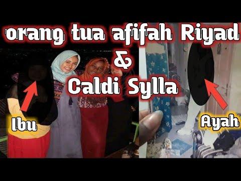 orang tua afifah Riyad dan Sylla   anak Bu Suzan