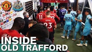 Video Inside Old Trafford | Behind the Scenes | Tunnel Cam | Manchester United 3-2 Newcastle United | MP3, 3GP, MP4, WEBM, AVI, FLV Oktober 2018