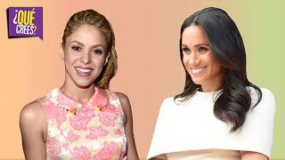 Shakira hablando castizo y Meghan británico: ¿se casaron y perdieron su identidad? | Qué Crees