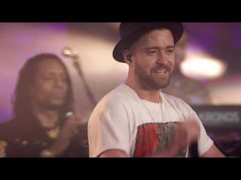 Justin Timberlake - Mirrors live spotify concerts 2018