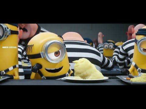 Despicable Me 3  2017 - Minions in Jail  funny Scene - Thời lượng: 4:43.