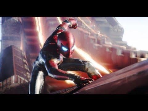 #Avenger_Endgame #spider_man meets #captainMarvel |  The #Movie MODULE presentation#infinity_war