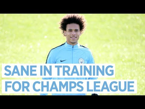 Video: CHAMPIONS LEAGUE PREPARATIONS | Training to take on Basel |