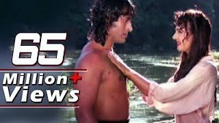 Tarzan and Kirti Singh, Jungle Love, Romantic Scene - 1/11