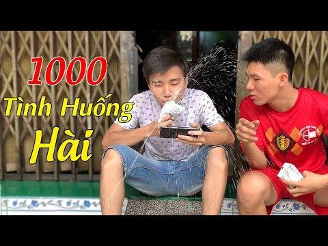 1000 Tình Huống Hài Không Thể Nhịn Được Cười   Tập 1 - Funny Videos - Thời lượng: 5 phút và 28 giây.