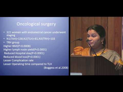 Whats New in Robotic Gynecologic Surgery