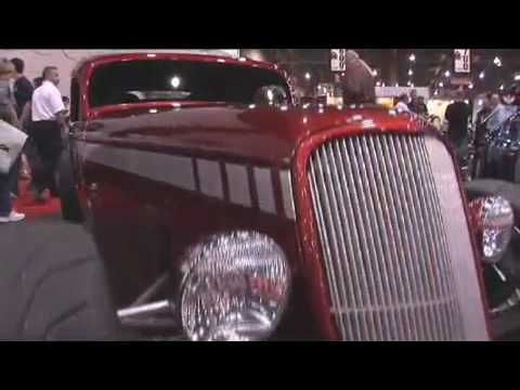 Factory Five SEMA Show 33 Hot Rod Introduction