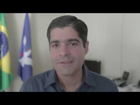 ACM Neto fala sobre aniversário de  Salvador