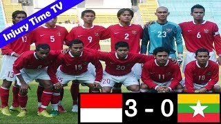 Video Indonesia 3-0 Myanmar | AFF Cup 2008 | All Goals & Highlights MP3, 3GP, MP4, WEBM, AVI, FLV Oktober 2018