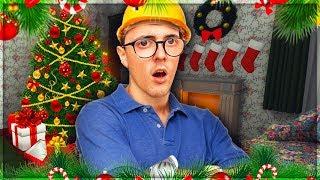 CHRISTMAS MAKEOVER - House Flipper