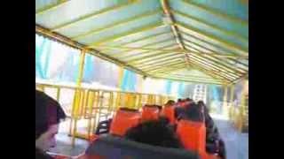 Boomerang - Fantasilandia ( Último asiento, gente gritona xd )
