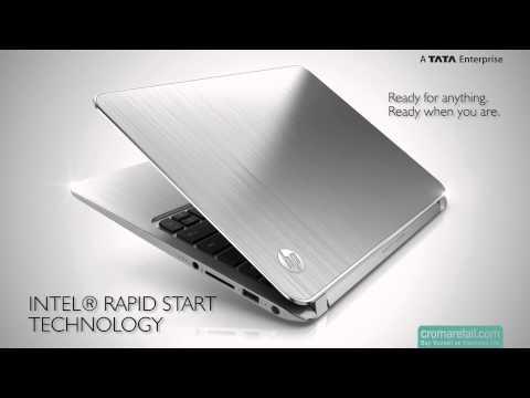 """HP ENVY Spectre XT 13-2001TU 13.3"""" Ultrabook (Silver)"""