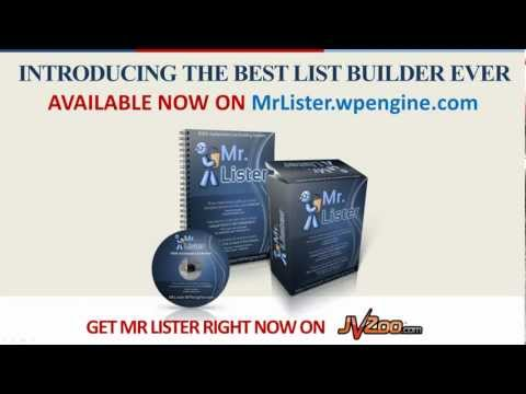 Automated List Building Software For Internet Marketing