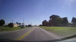 Clewiston (FL) United States  city images : Driving from Stuart, Florida to Clewiston, Florida
