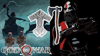 GOW: Kratos vs Thor (CONFIRMADO) - Leviatán más poderosa que Mjolnir   SQS