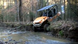 4. 2012 Kawasaki Teryx4 Side by Side (UTV) Review