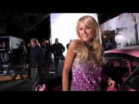 The Ultimate Brush by Paris Hilton Dream Catchers Behind the Scenes footage of  Commercial Taping