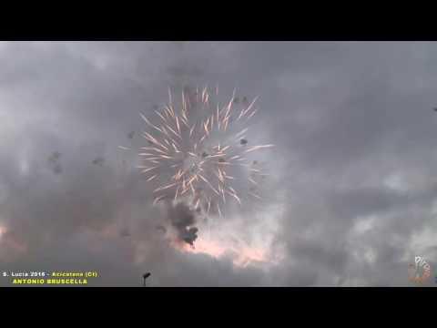 ACICATENA (Ct) - SANTA LUCIA 2016 - BRUSCELLA ANTONIO (Diurno)