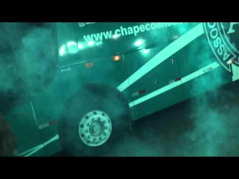 Recepção Barra da Chape X River Plate - - Barra da Chape - Chapecoense