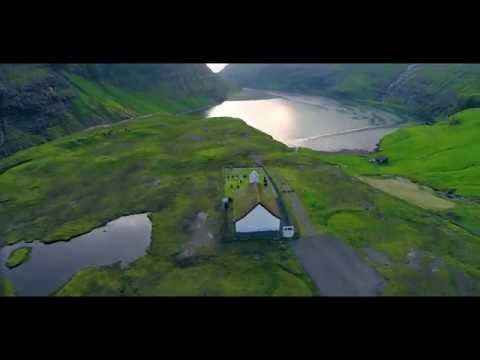 Tórshavn Drone Video