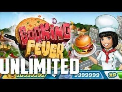 HOW TO DOWNLOAD COOKING FEVER MOD APK WOTH UNLIMITED EVERYTHING.