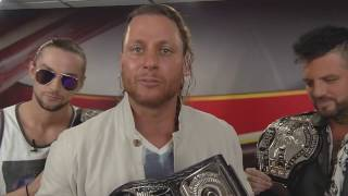 The ROH Six-Man Tag Team Titles - What I'm Looking Forward to in 2017