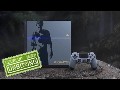 UNBOXING: PlayStation 4 Edición Limitada Uncharted 4 (видео)