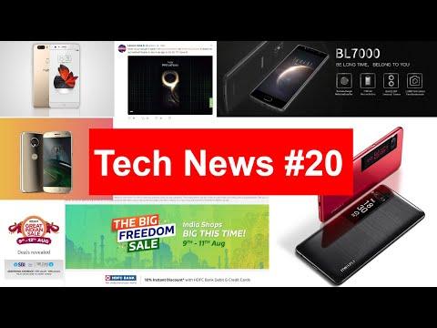 Tech News #20 iPhone 8, iPhone SC, Lenovo K8 Plus, Moto X4, Doogee BL7000, Flipkart Refurbished Ph