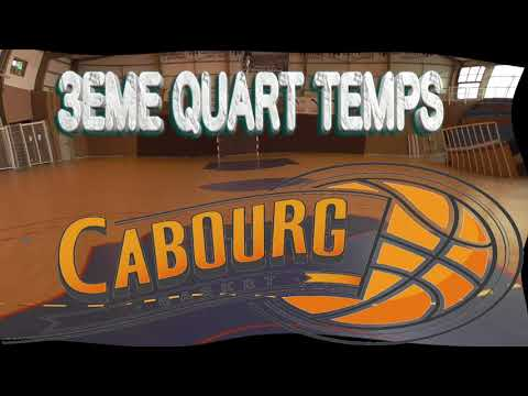 PNF, J10 (CB - Assun Basket Club La Hague) (Best of CB)