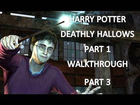 Video Harry Potter Deathly Hallows Part 1 Walkthrough Part 3: A Bitter Coffee download in MP3, 3GP, MP4, WEBM, AVI, FLV January 2017