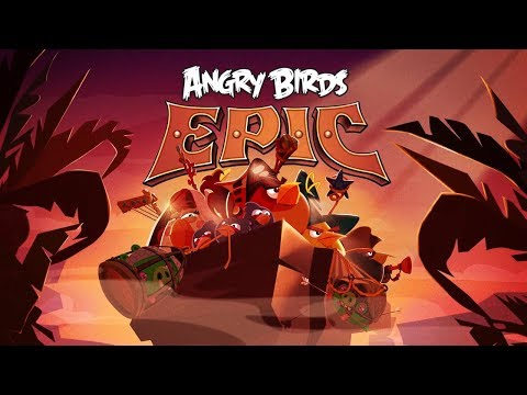 Angry Birds Epic – Official Gameplay Trailer