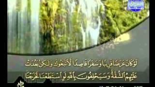 HD المصحف المرتل 10 للشيخ خليفة الطنيجي حفظه الله