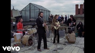 The Beatles - Don't Let Me Down - YouTube