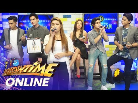 "It's Showtime Online: Edray Teodoro Sings ""wala Lang"""
