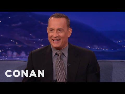 """When Tom Hanks Read For """"Splash"""""""