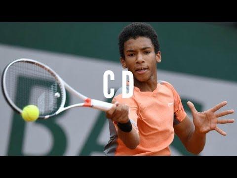 ATP Tennis - Top 10 Highest Ranked 18-under Tennis Players [HD]