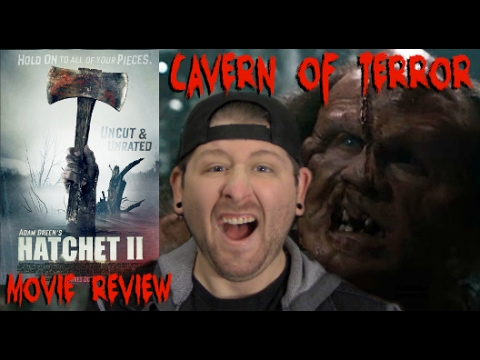 Cavern Of Terror: Hatchet II (2010) Movie Review -ZACKvsTBM-