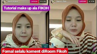 Video FIKOH tutorial Make Up || FOMAL berkomentar hey Tayooo 😂 (Part 01) MP3, 3GP, MP4, WEBM, AVI, FLV Juli 2019