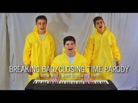 Breaking Bad/Closing Time Parody - Three Amigos Comedy