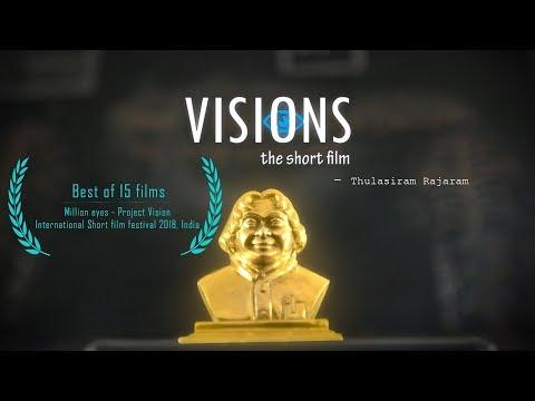 Visions - New Tamil Short Film 2019 || by Thulasiram Rajaram