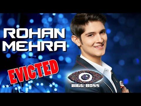 Bigg Boss 10: Rohan Mehra EVICTED!   Top 4 FINALIS
