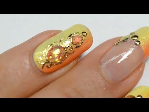 nail art gioiello