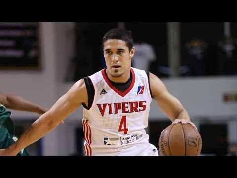 Highlights: Rockets' Nick Johnson (19 points), 2/4/2015
