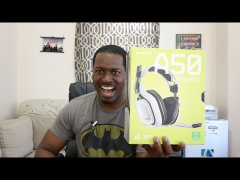 Video Unboxing e Recensione Astro Gaming A50 Xbox One (2) 7825105568f1