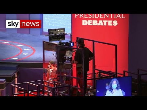 Nashville prepares to host what could be a combative presidential debate