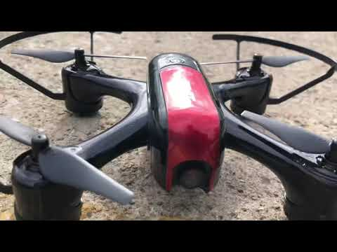 """JJRC H69 """"Leaper"""" 5.8Ghz Entry Level Drone with Modular Battery - Flight Review"""