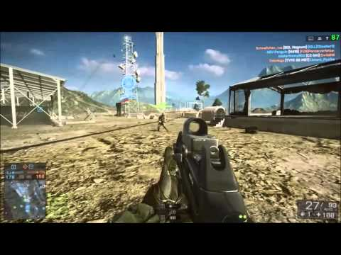[Cowcot TV] MSI GS70 Stealth Pro & Nvidia GTX 870M - BF4 Ingame