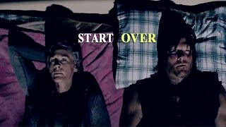 Start Over | Daryl & Carol - YouTube