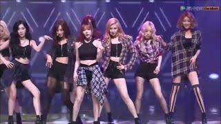 Download Lagu [HD] 150831 [SNSD] / Check - Tencent K-POP LIve Music Mp3